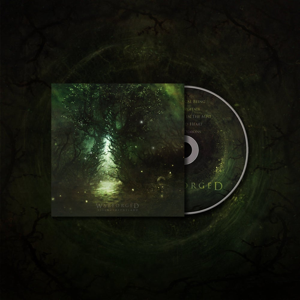 """Image of """"Essence Of The Land"""" CD - with Bonus Track """"Two Demons"""""""