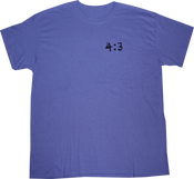 Image of SK8RATS 4:3 T-Shirt (Lavender)