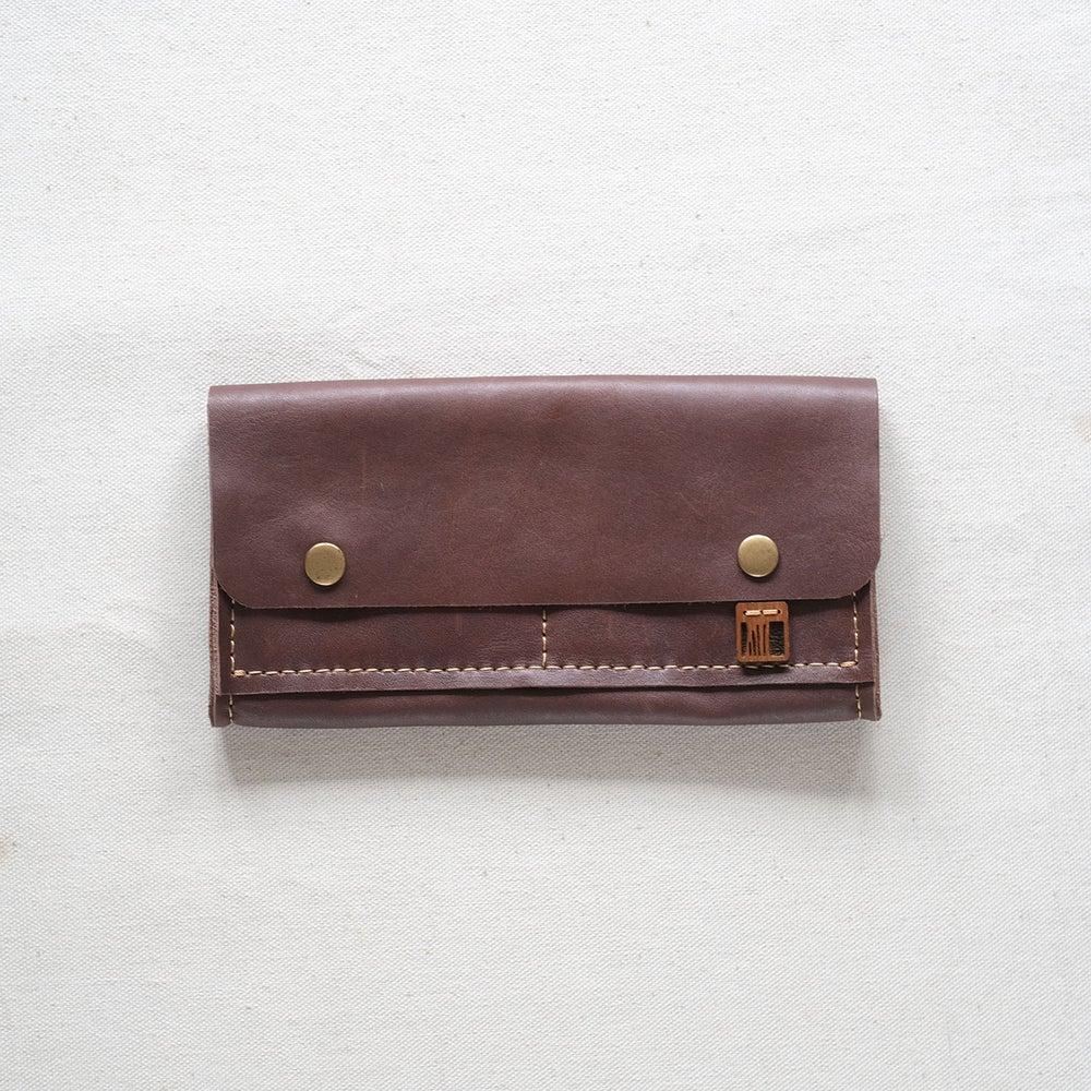 Image of New Long Wallet