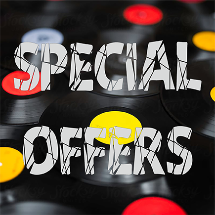 Image of VINYL SPECIAL OFFERS