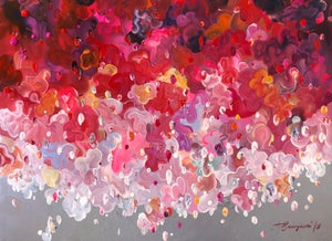 Image of Summer berries II -120x90cm