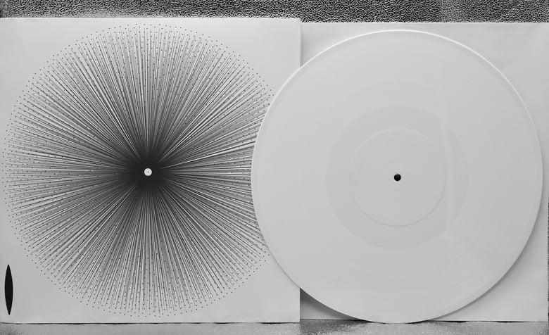 Image of PIER ALFEO - Works 2016 - 2018 LP one-sided  [ltd.300 WHITE Vinyl]
