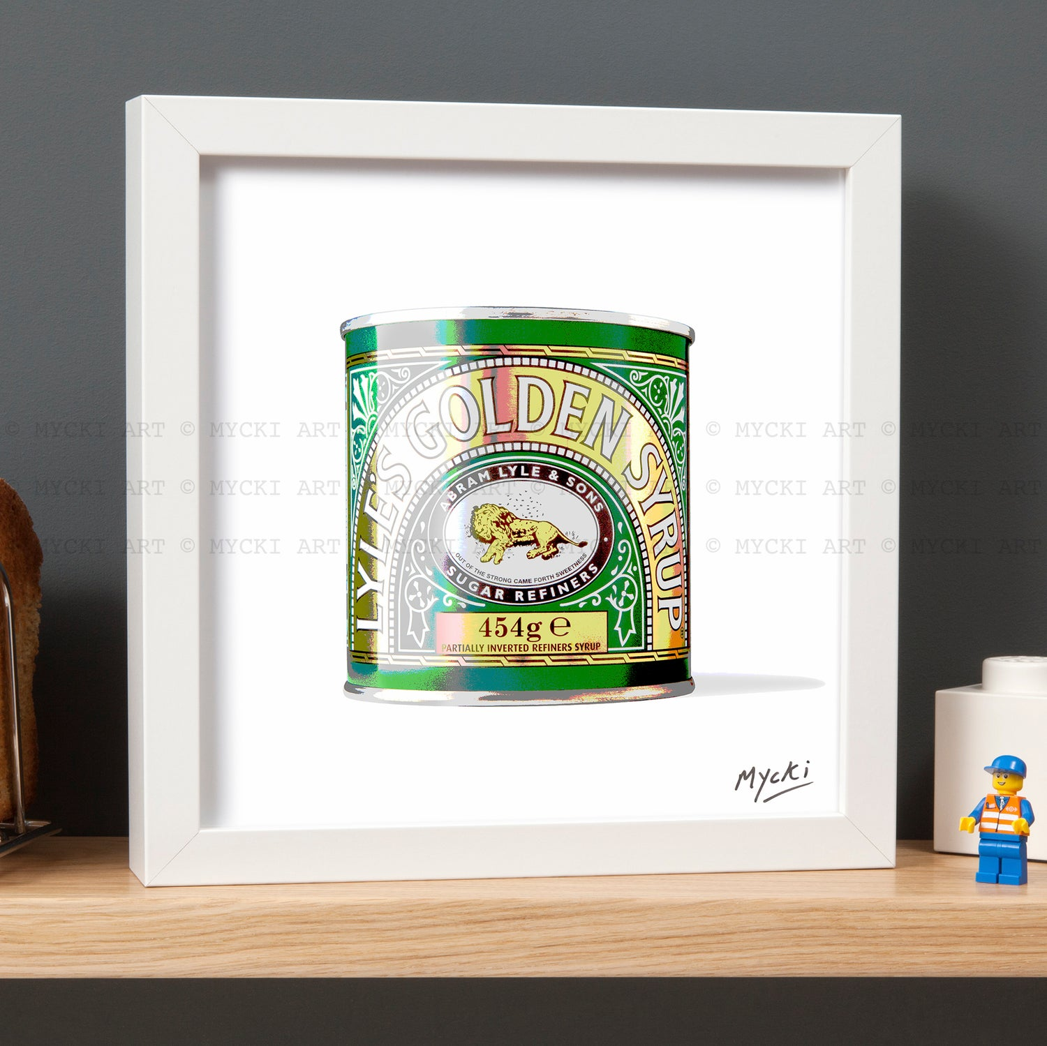 Image of Golden Syrup