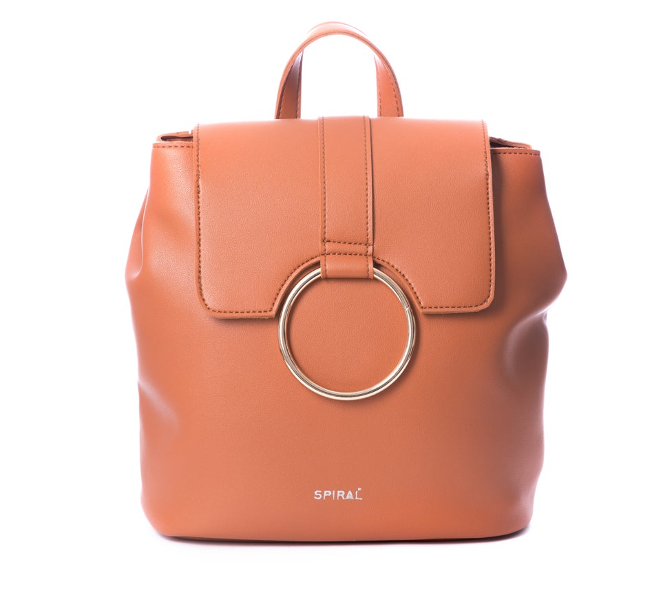 Image of Eloise Bronze - Black Label Backpack
