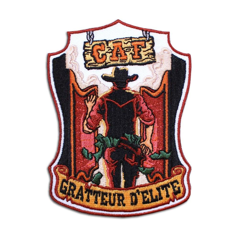Image of GRATTEUR D'ELITE