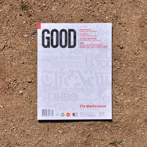 Image of Issue 003: The Media Issue