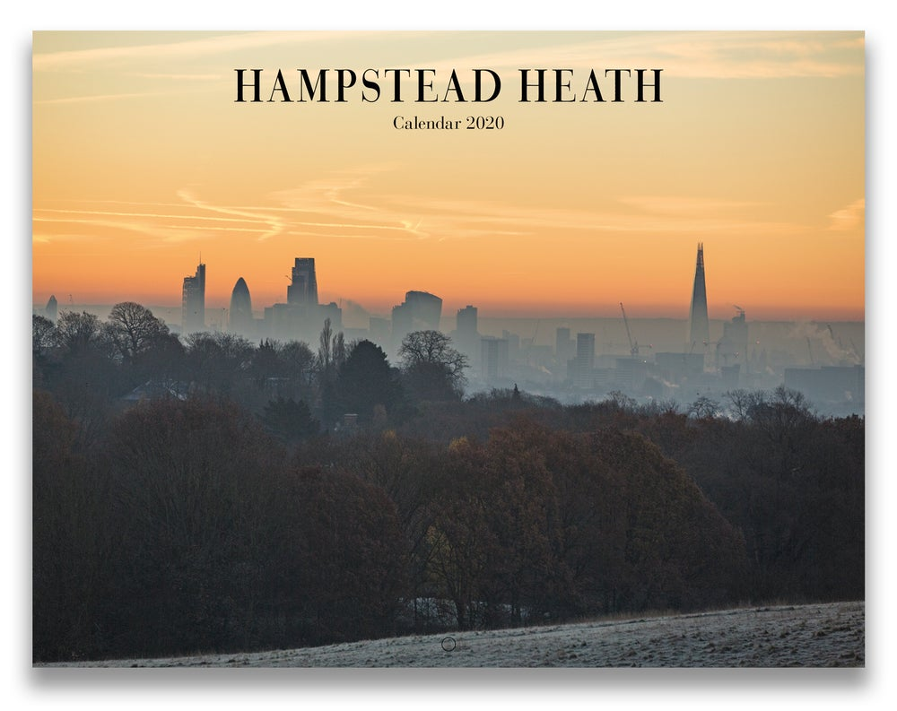 Image of 2020 Hampstead Heath Calendar