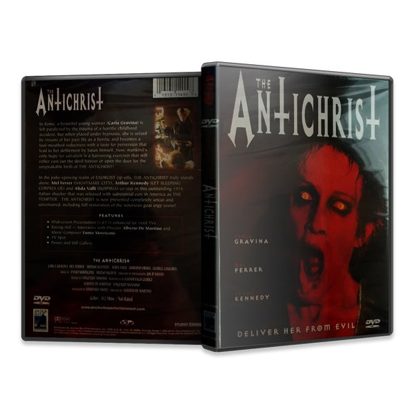Image of The Antichrist (DVD)
