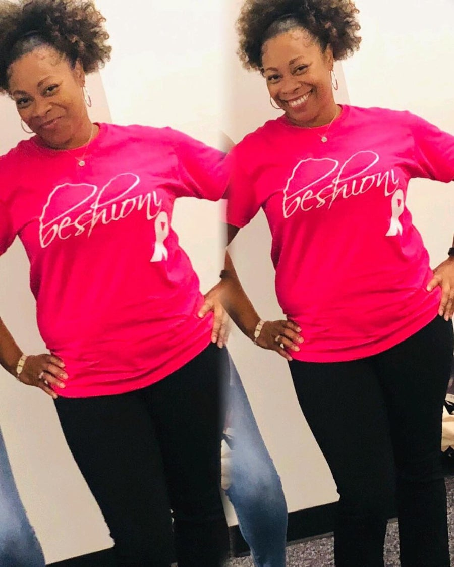 Image of Breast Cancer (Beshioni T-shirt)