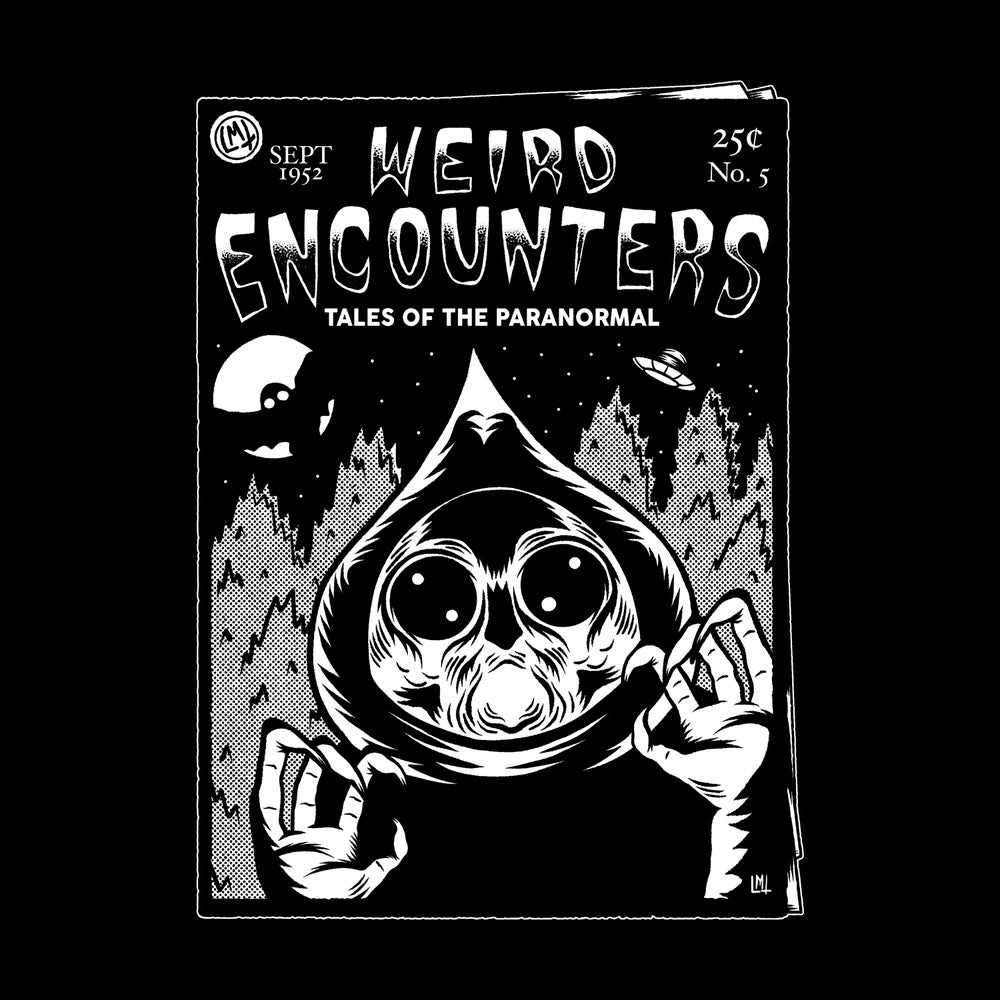 Image of Weird Encounters!