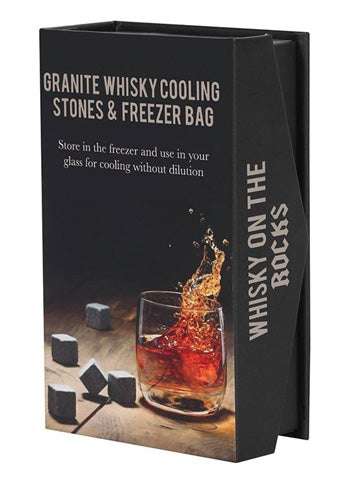 Image of GRANITE WHISKEY COOLING STONES