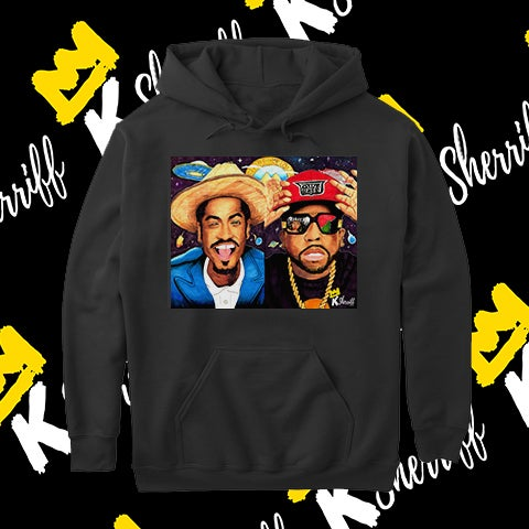 Image of OutKast Hooded Sweatshirts