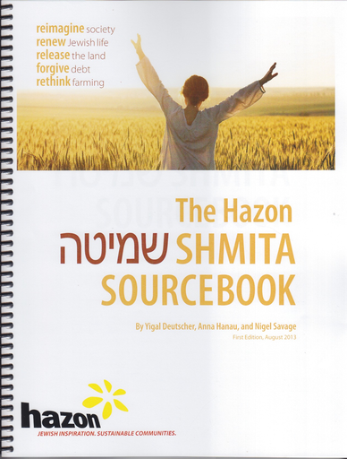 Image of Hazon Shmita Sourcebook