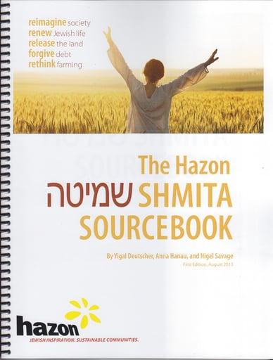 Image of Hazon Shmita Sourcebook