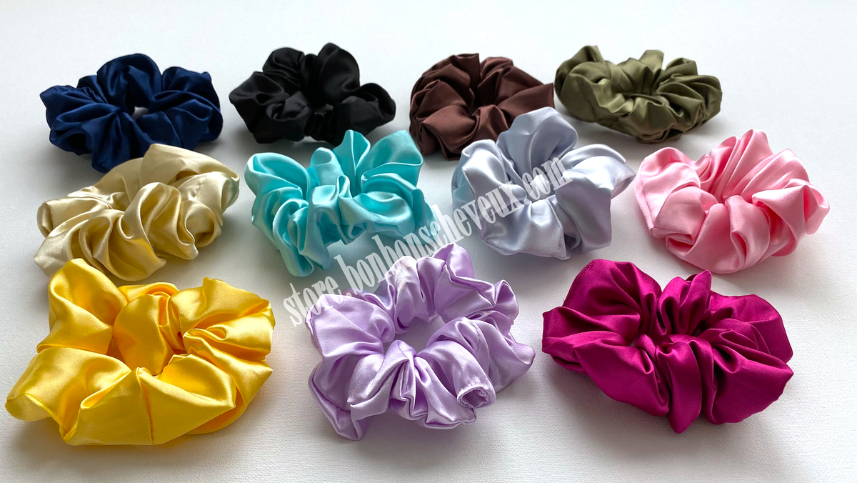 Image of Candy Drop Deluxe Scrunchies