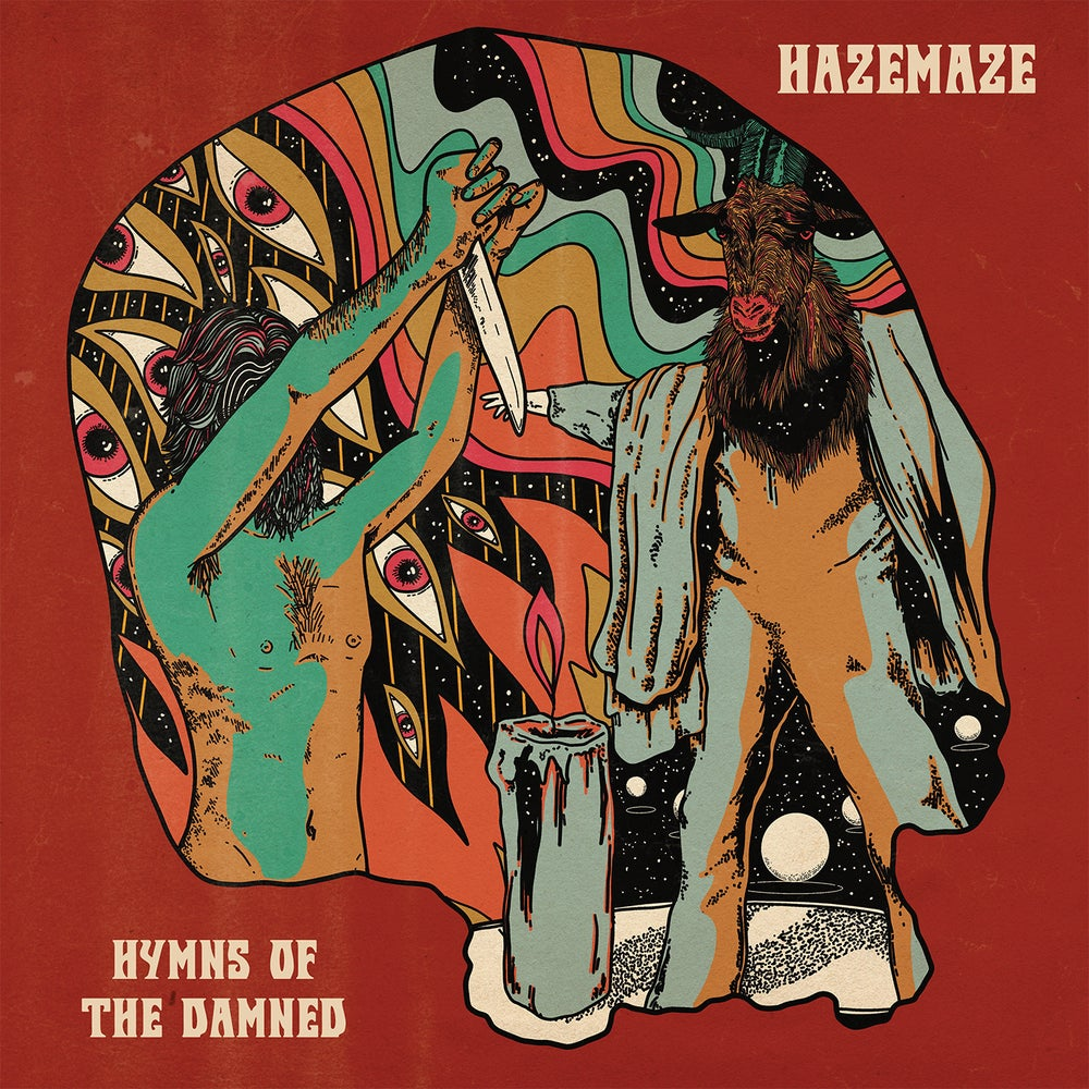 Image of Hazemaze - Hymns of the Damned Limited Digipak CD