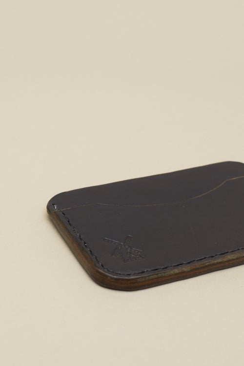 Image of Card Holder in Navy