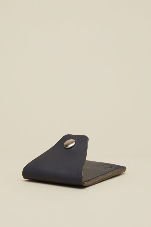 Image of Card Pouch in Navy
