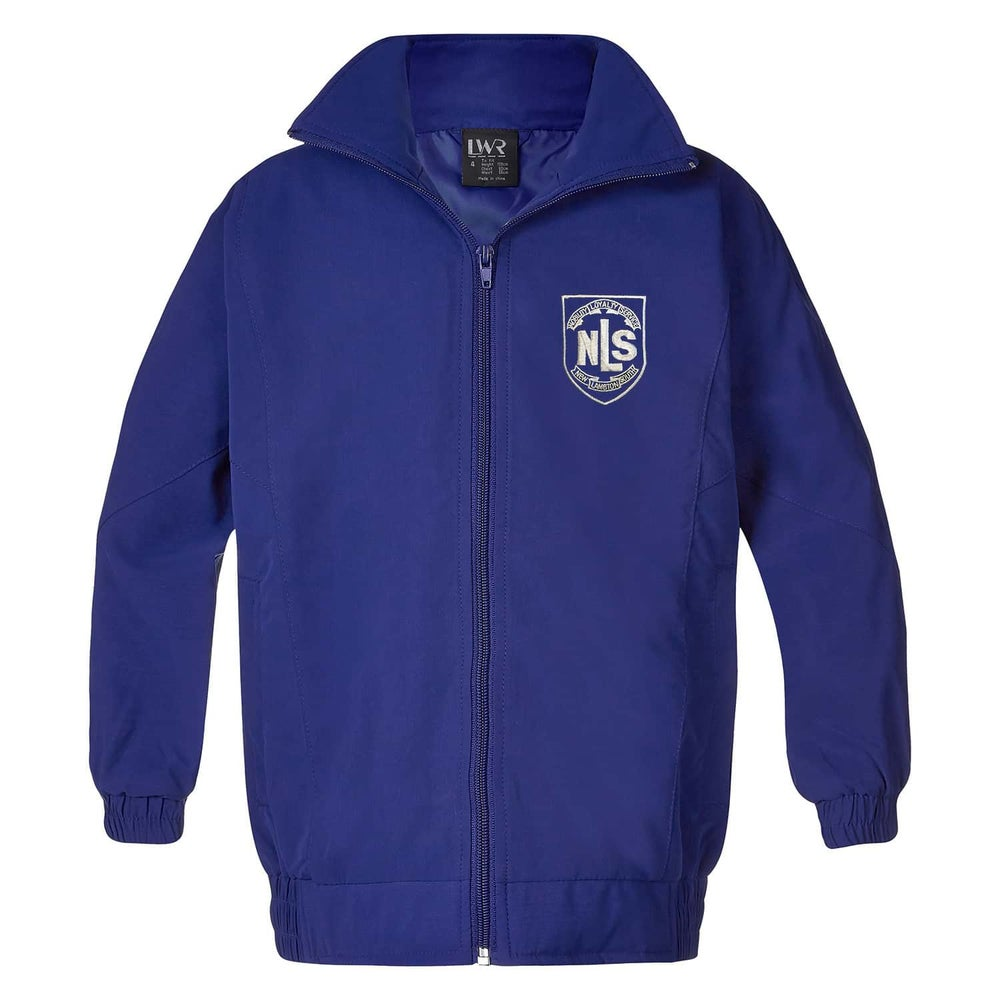 Image of NLS Jacket - Zip Microfibre