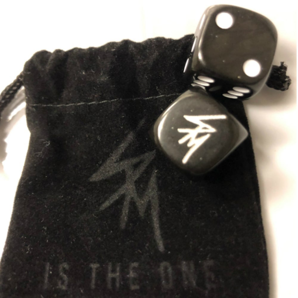 Image of SPM IS THE ONE DICE SET