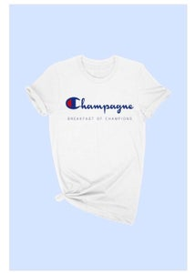 Image of Champagne top