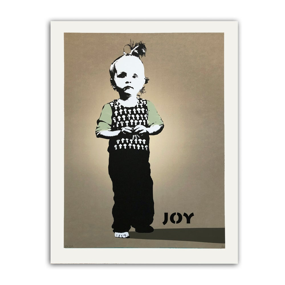 Image of JOY - En fot frem