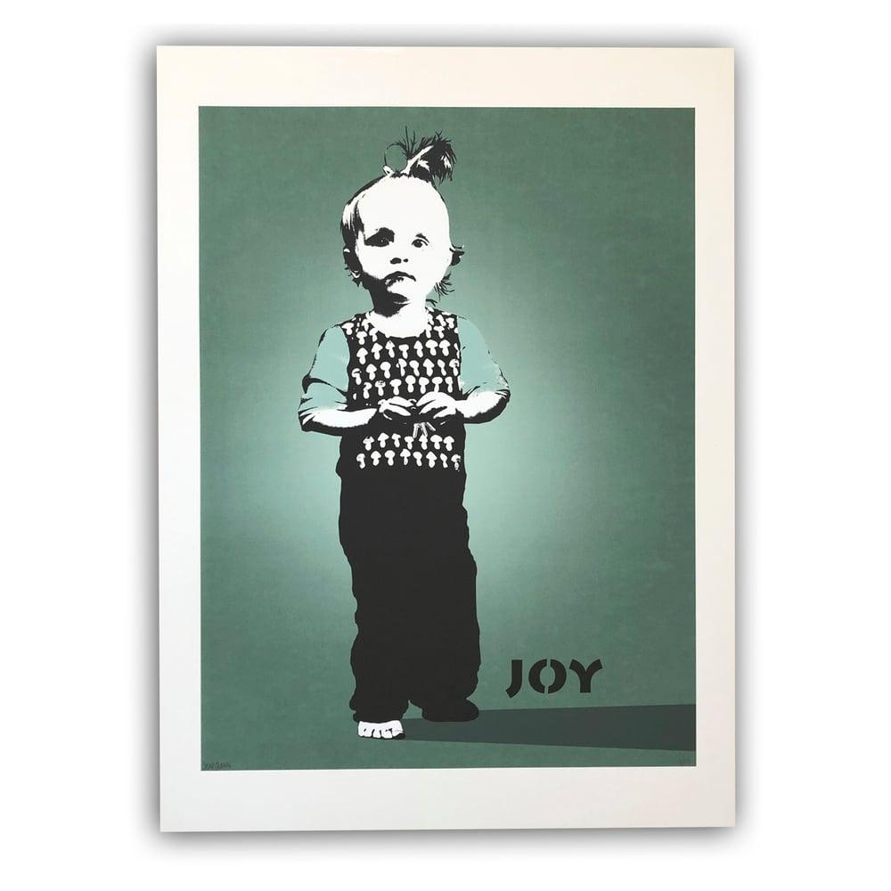 Image of JOY - En fot frem (Irret kobber)