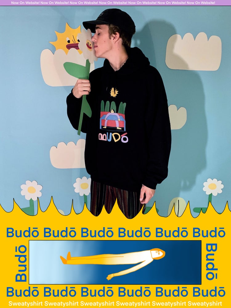 Image of budō sweatshirt