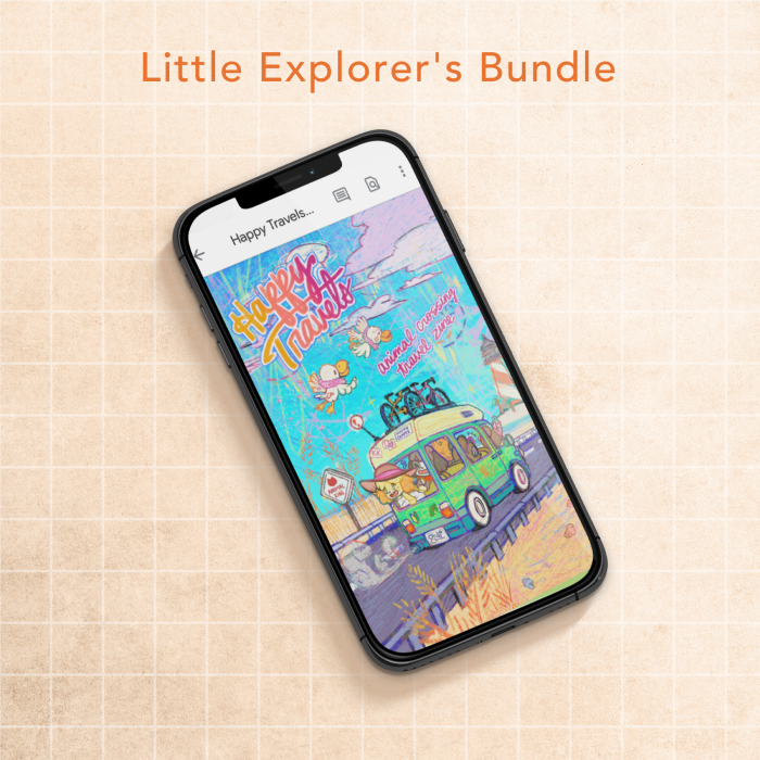 Image of Little Explorer's Bundle - PDF only