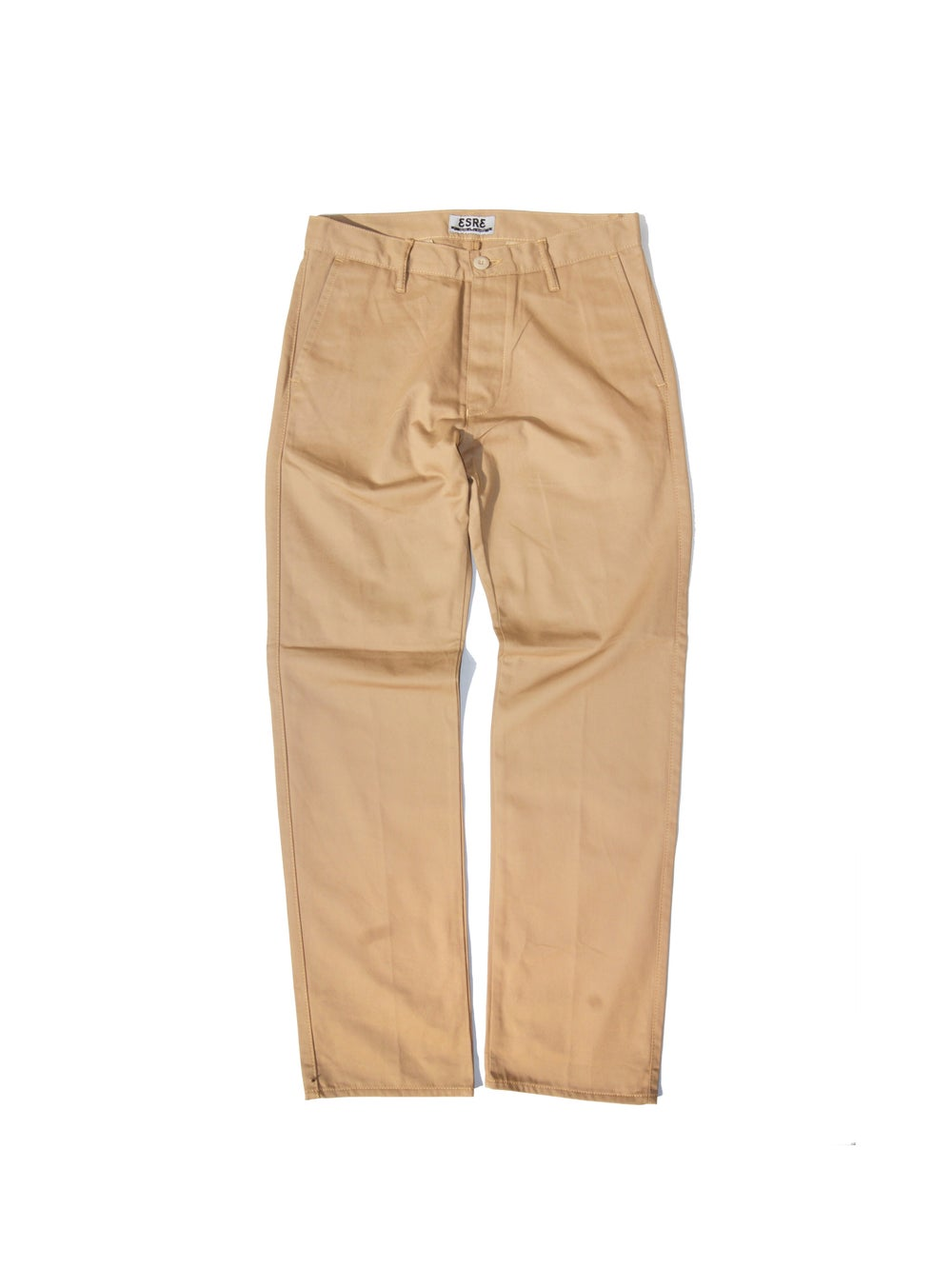 Image of Khaki Work Chino