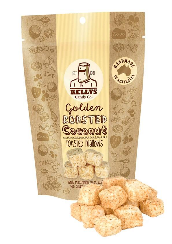 Image of TOASTED MALLOWS - POUCH 140G