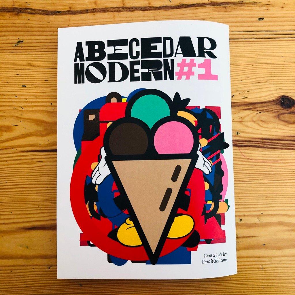 Image of Abecedar Modern #1
