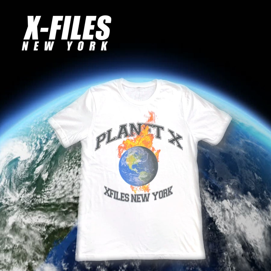 Image of XNY Planet X Tee (White)