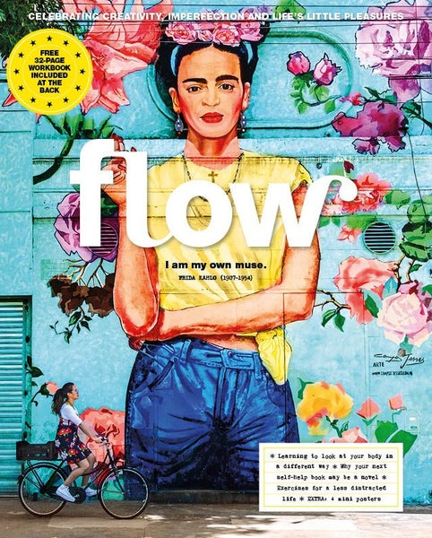 Image of FLOW MAGAZINE 32