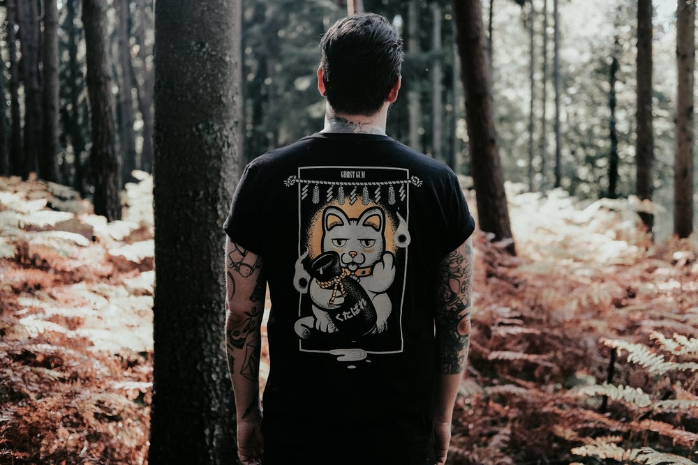 Image of Bakeneko T-shirts