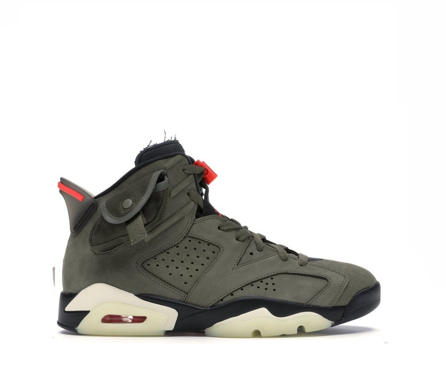 Image of NIKE AIR JORDAN 6 'TRAVIS SCOTT'  CN1084-200