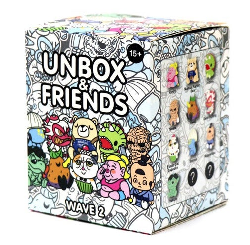 Image of UNBOX & FRIENDS WAVE 2