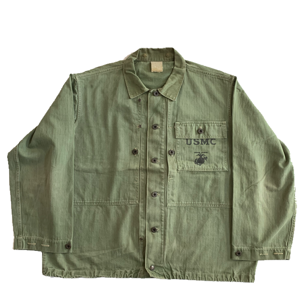 Image of WWII HBT P-44 JACKET