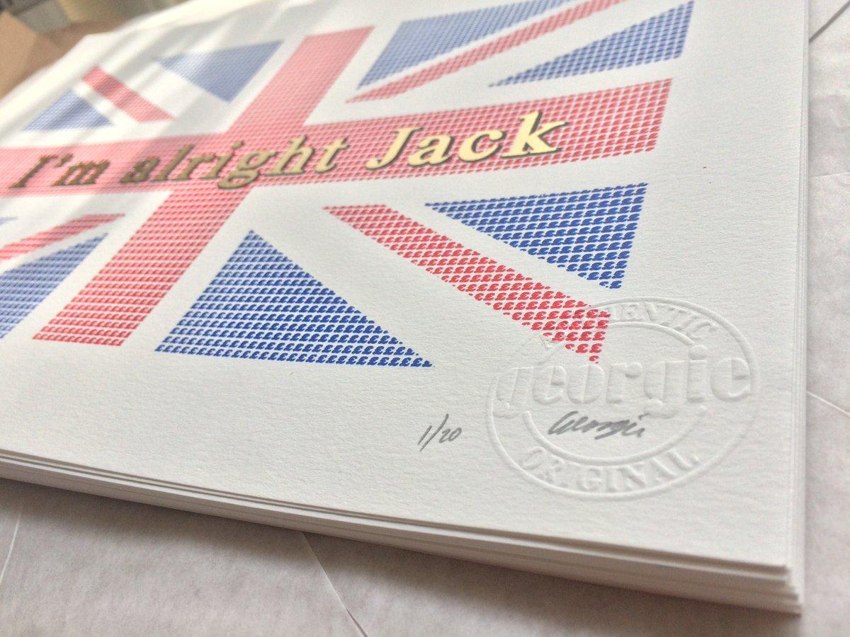 Image of I'm alright Jack
