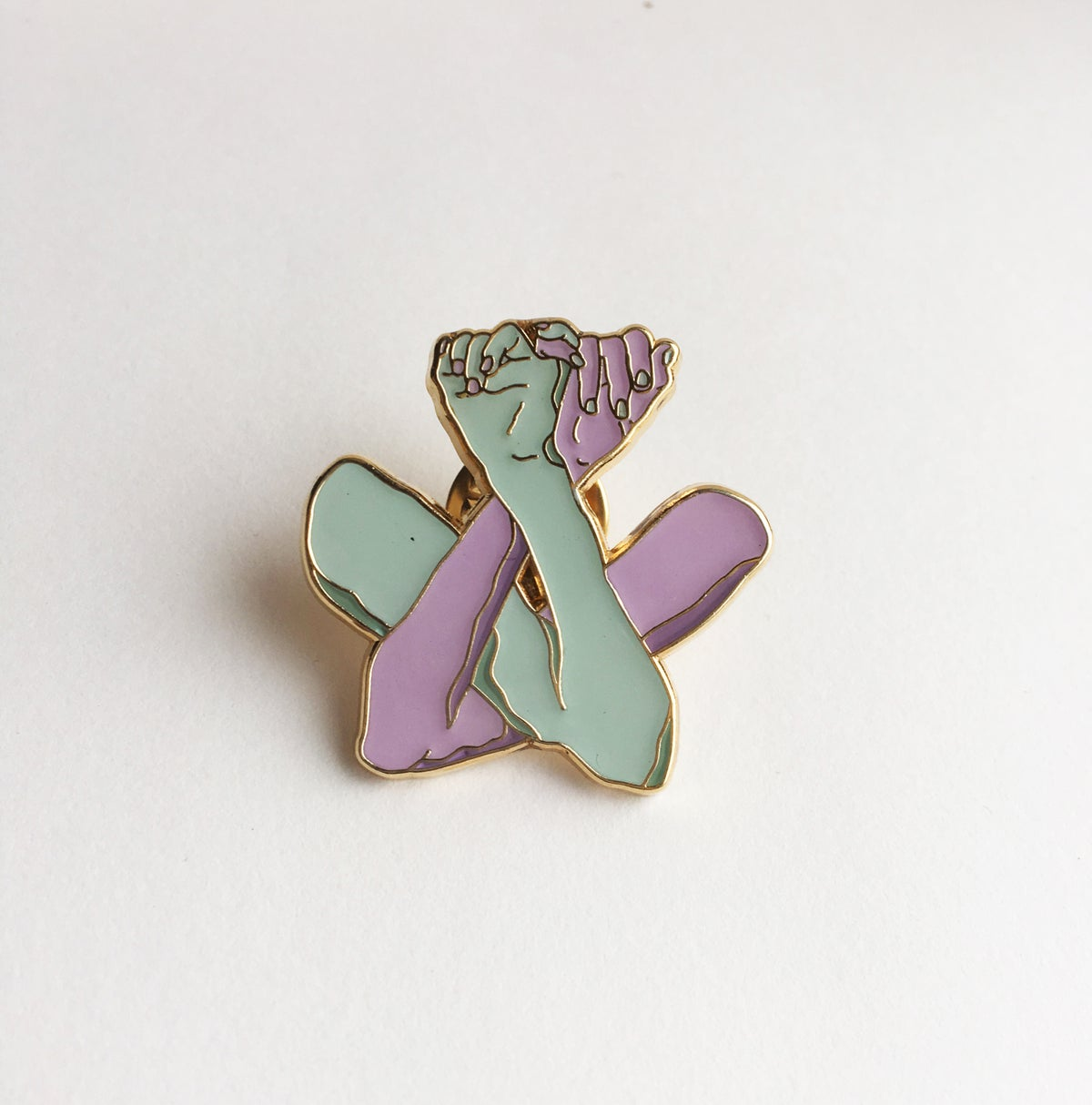 Image of Pinky Promise Pin