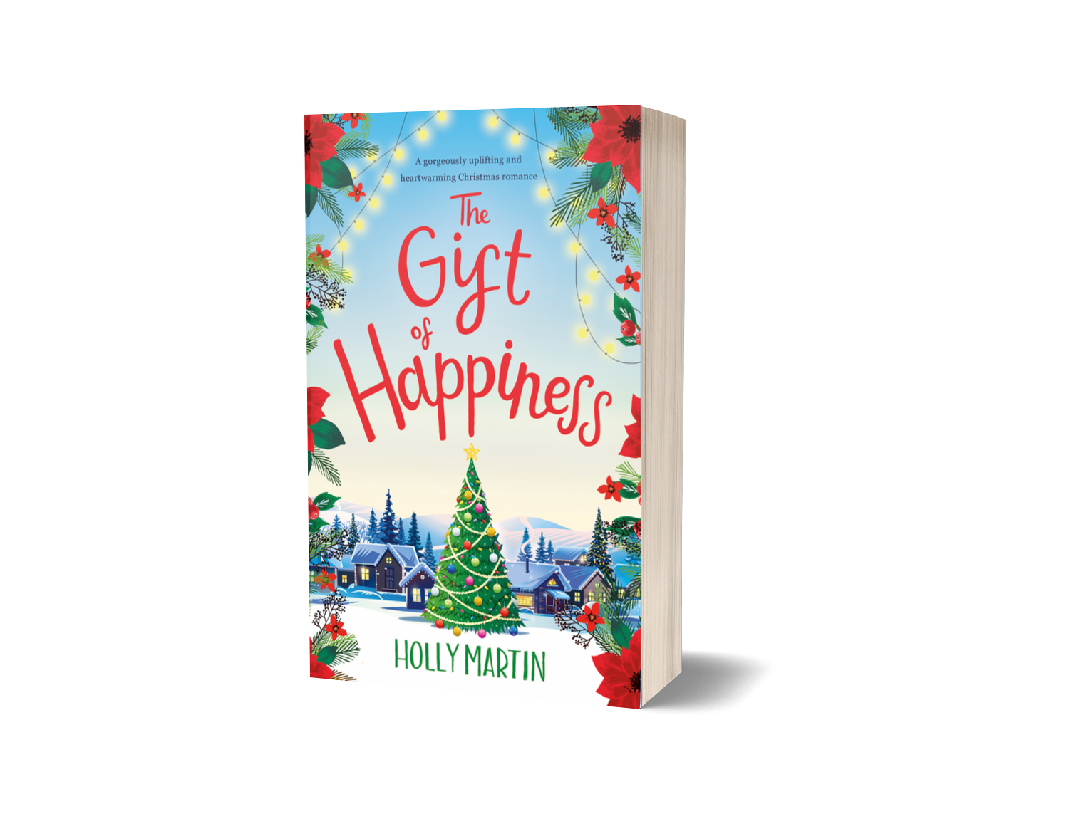 Image of Signed paperback of The Gift of Happiness.