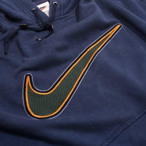 Image of Nike Vintage Hoodie Big Swoosh Size M