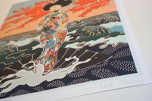 Image of 'Yumi' // Giclee print