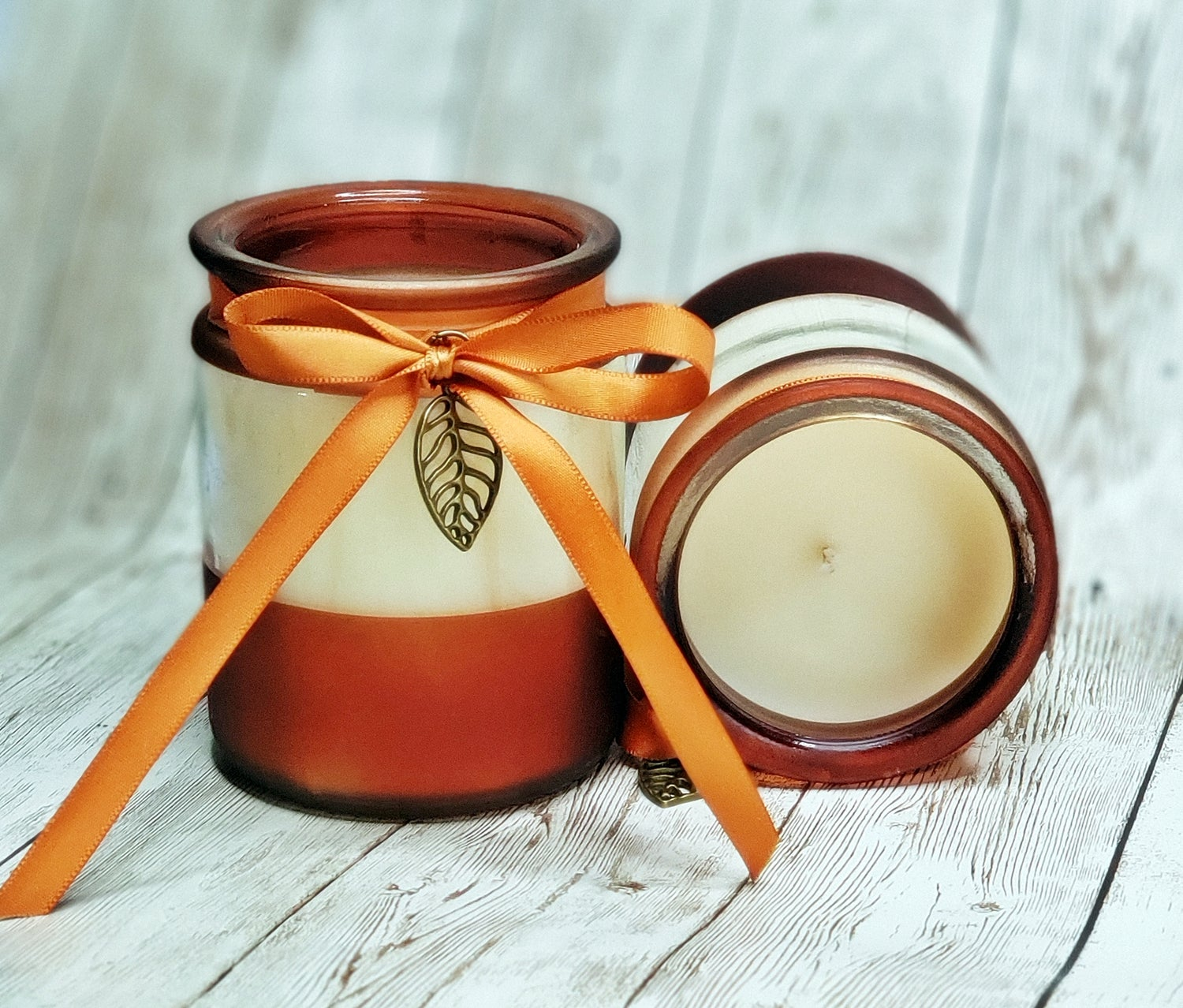 Image of Salted Caramel and Ginger Soy Candle