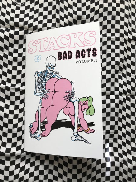Image of Stacks & Bad Acts Volume 1