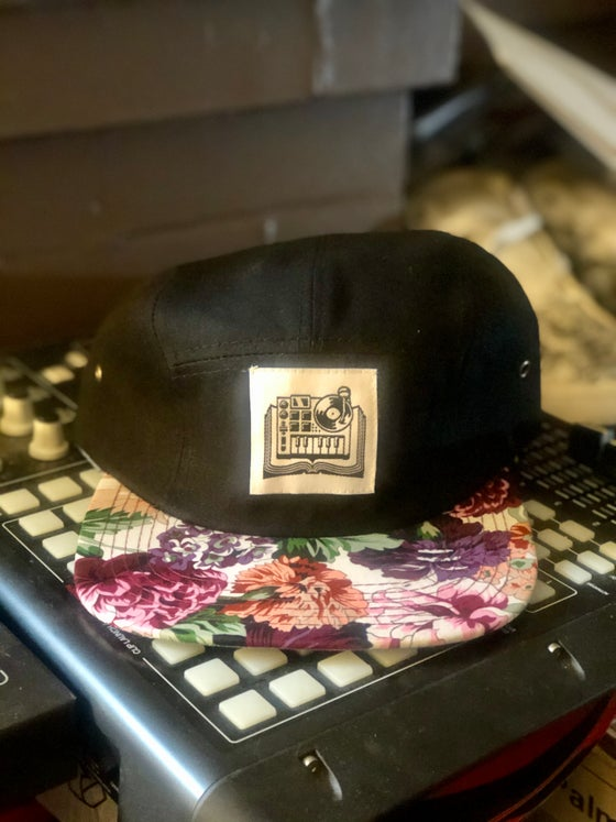 Image of TFS Logo Dream Machine Five Panel Hats
