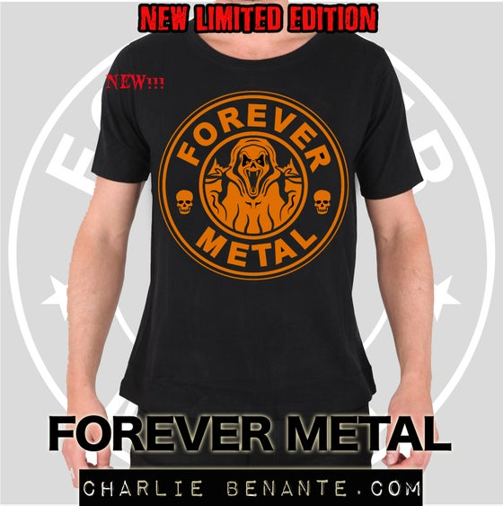 Image of Forever Metal Ghoul Limited Tee