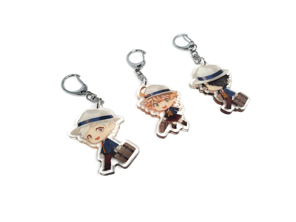 Image of Promised Neverland Acrylic Charms