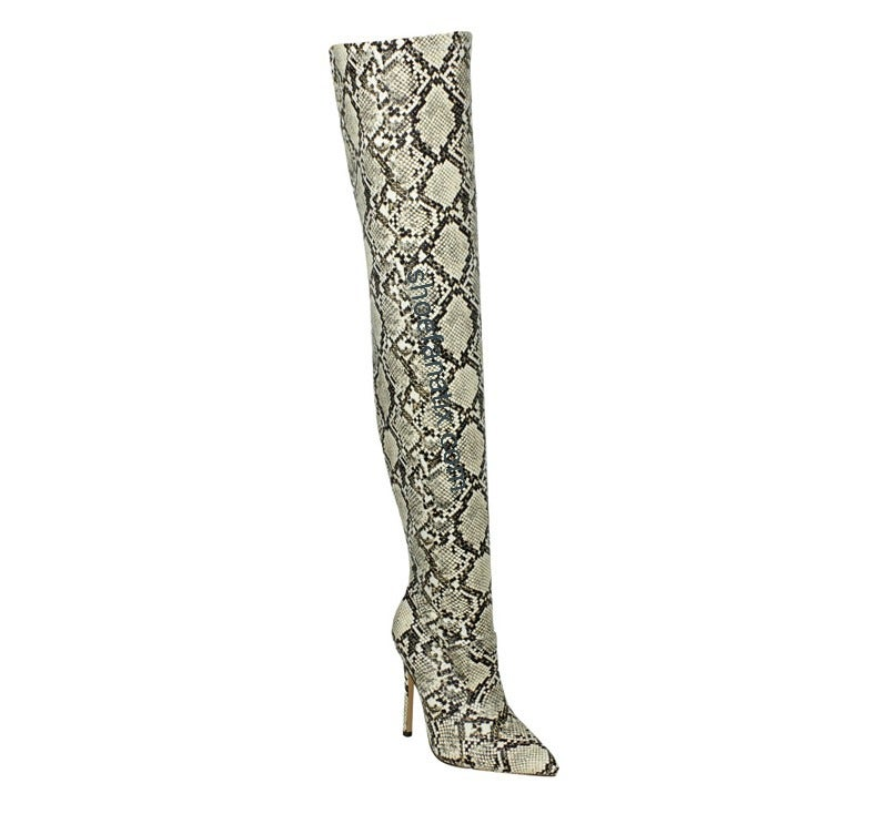 Image of Charmed  Thigh High Boots