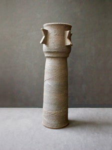 Image of Studio Ceramic Sculpture or Vessel [I] by Clive Brooker, England 1960s